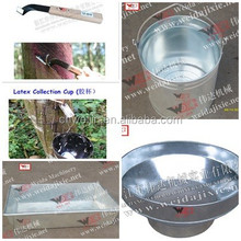 Natural Rubber Tool/Cup/Bucket/Filter/Tapping Knife/Latex Knife