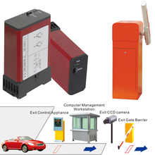 Vehicle Detection Loop Detector Car Parking Barrier Shenzhen Factory 10 years experience Expert in Access control