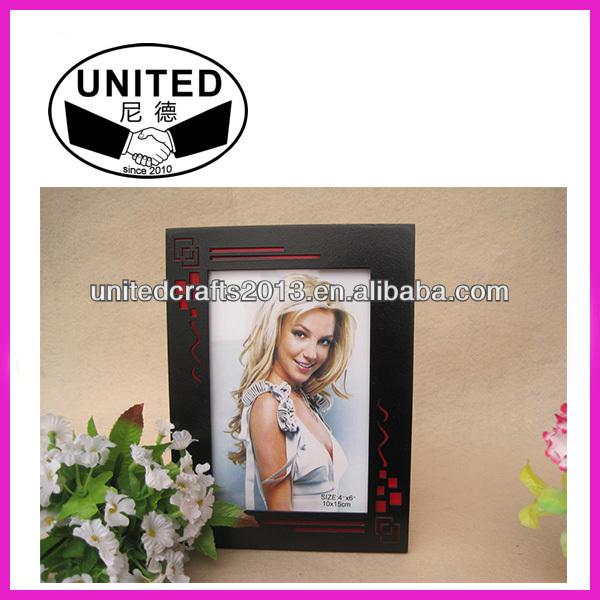 Black Fotos decorative photo picture frames