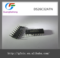 On Sale Eletronics Original New DS26C32ATN DIP IC For Board