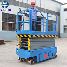 Auto lift 3000 / Self-propelled hydraulic scissor man lift price