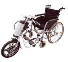 Electric wheelchair conversion kit