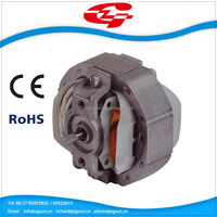 240V Single phase shaded pole motor for prime mover with UL approval