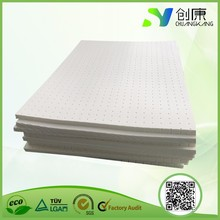 New design cheap price organic natural latex bed latex sheets