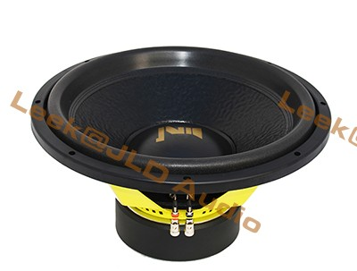 JLD Audio 15inch 550W RMS Car Audio Subwoofer Speaker