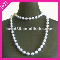 "40"" Crystal AB wholesale artificial jewelry necklace bead factory direct bead"