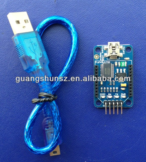 USB Moudle Bluetooth Bee XBee Adapter USB Adapter Module Accessories Integrated Circuits Original and New