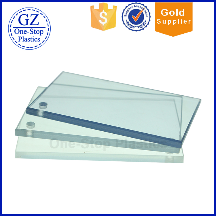 100% virgin material 3mm thick transparent rigid pvc sheet