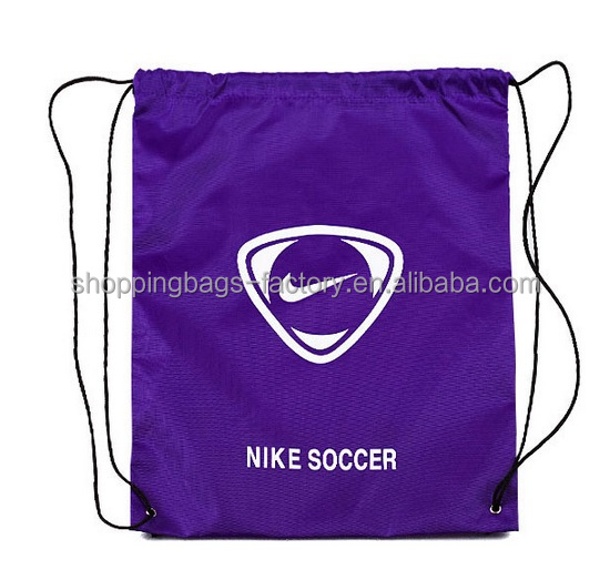 drawstring sports cotton shoe bag wholesale