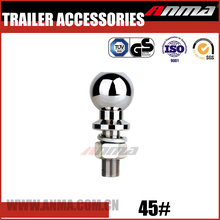 50mm stainless steel trailer suspension tow ball trailer accessories forged durable trailer hitch ball