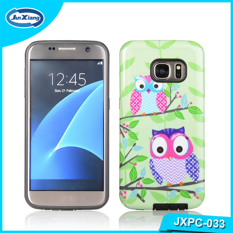 Wholesale Custom designer your logo images printing simple mobile phone case for iPhone and for Samsung S7