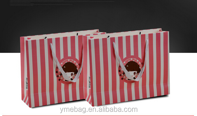 Fashion small gift paper bag , art gift pape bag,luxury gift paper bag