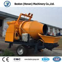 High efficiency stationary concrete pump for sale in India with cheap price