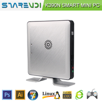 dual core mini pc K390N ubuntu 1037u processor 3 years warranty for digital signage