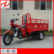 New Design 250cc Gasoline Cargo Tricycle/Three Wheel Tricycle