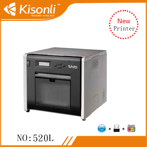 Facoty wholesale cheap hiti P520L thermal photo printer for sale