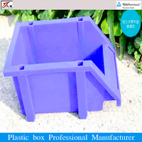industrial accessories and garage used plastic container