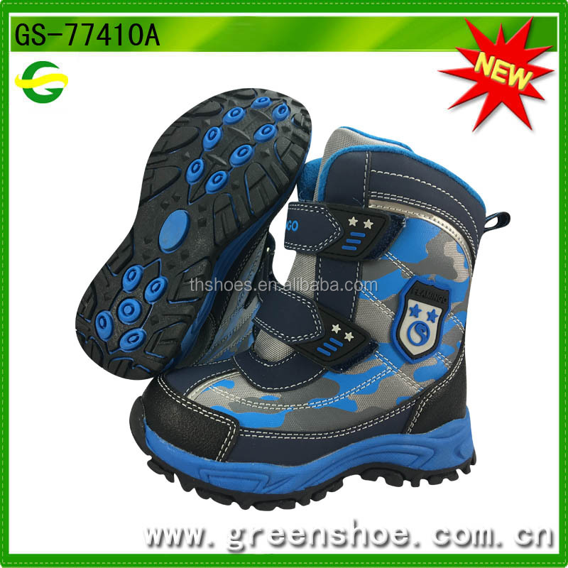 Popular nice kids boots wholesale