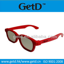 Cost- effective 3D Glasses for TCL TV Compatible Manufacture Passive Light Weight CP297G01