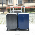 fashion airport luggage trolley travel suitcase light weight flight luggage carry on