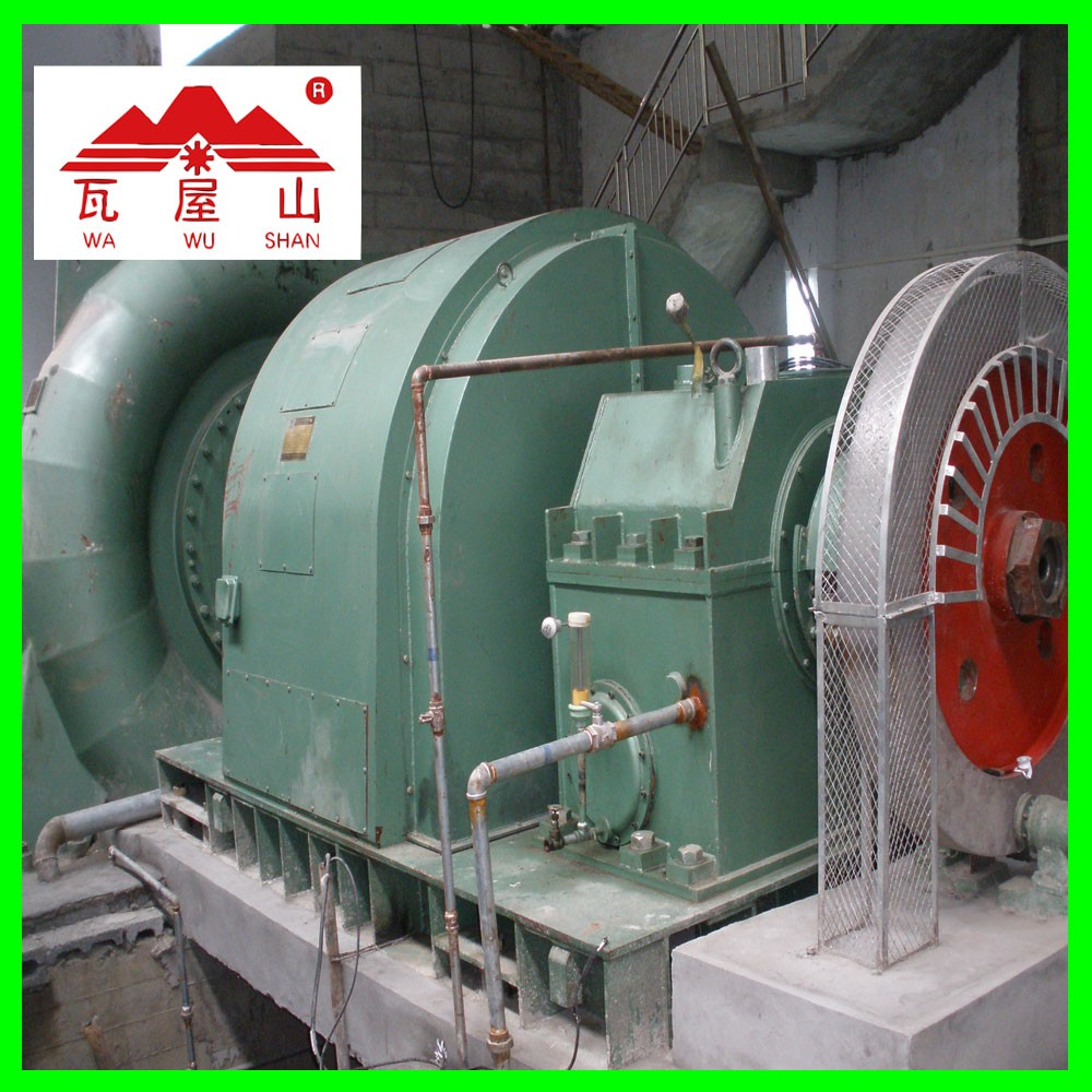 High efficiency turbine/Vertical francis turbina/Hydropower plant