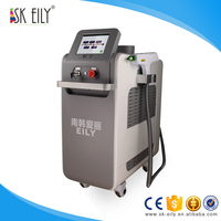 Nd yag laser tattoo removal and pigmentation removal machine