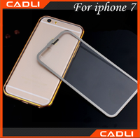 Custom Made mold make cell aluminum phone case for iphone 7 phone case