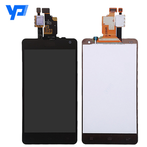 Mobile phone display for LG Optimus G LCD,for LG Optimus E975 LCD with touch screen,for LG E975 digitizer spare parts