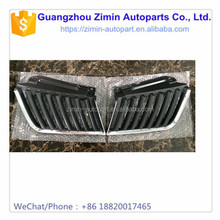 HIGH QUALITY AUTO PARTS REFLECTOR HALF CHROMED GRILLE FRONT GRILLE FOR TRITON PICK UP L200 2005