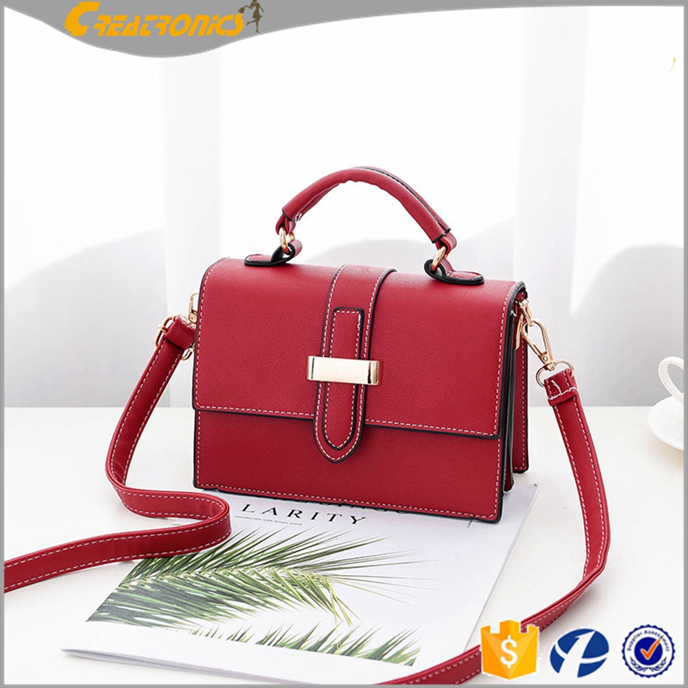 2018 New Style Factory Wholesale Fashion Handbag For Women <strong>Shoulder</strong> Girl In Guangzhou Handbags