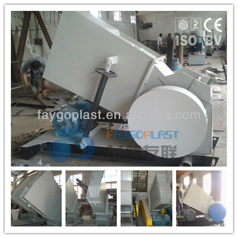 plastic profile crusher