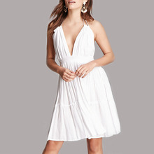 2017 Sex teenagers short party dress patterns white party dresses