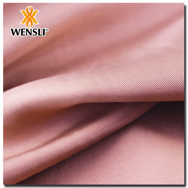 Twill Fabric Good Quality Silk Woven Knitted