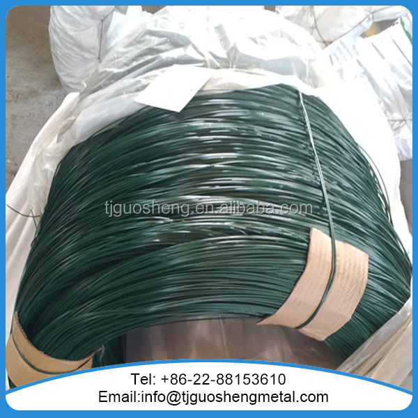 pvc coated wire/plastic coated wire