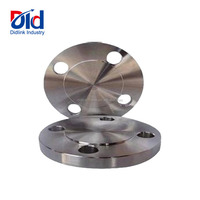 Ss Manufacturer B16 5 Plate Hydraulic Spreader Steel Butterfly Valve Ansi Blind Flange For Pipe
