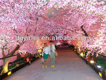 artificial flower forest trees,artificial cherry blossom trees