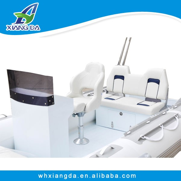 Best for tourism and entertainment aluminum rib boat