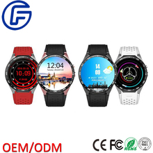 Popular 3G WIFI GPS KW88 Smart Watch Phone fitness trace business wristwatch with factory price