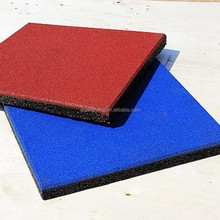 206 popular safty outdoor rubber floor mat for playground