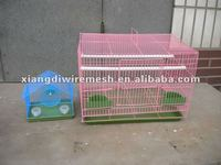 PVC Coated Pet Animal Cages (Hamster & Bird & Dog & Cat)