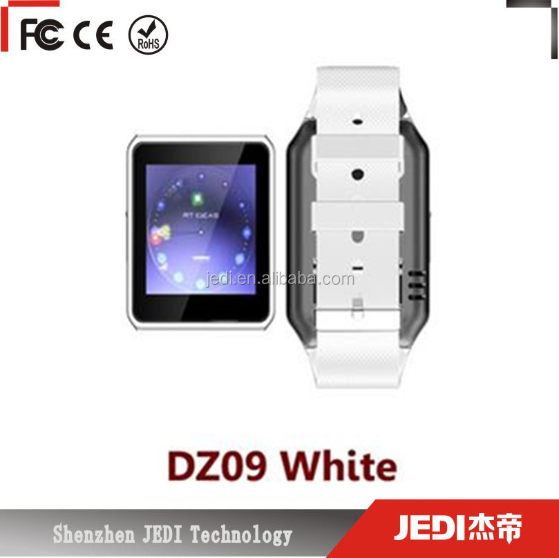 Wholesales Hhot Stock Android 3G <strong>Wifi</strong> DZ09 SIM Card Smart Watch Phone_MO766
