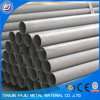 304 stainless steel hollow tube standard size