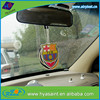 car hanging factory price little tree hanging paper car air freshener