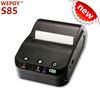 58MM portable thermal mobile printer with wifi bluetooth for Laptop and iphone