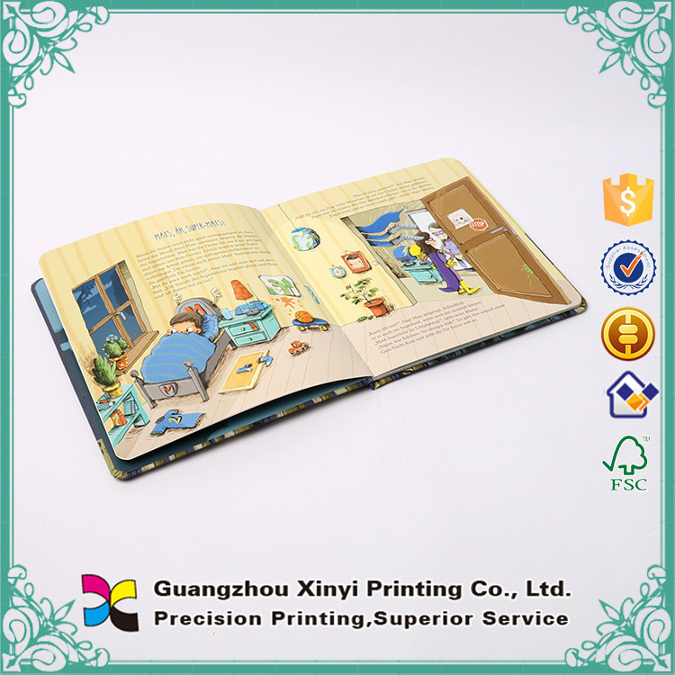 Alibaba Chinese products hot sale hardcover cheap wholesale children books