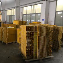 Strongrate pultruded grating offshore