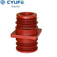 40.5KV Epoxy resin busbar bushing insulator