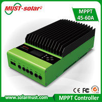 MUST Solar 12V MPPT Charge Controller 45A for 100w Solar Panel