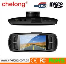 Strong GPS signal! Support Dual cards up to 64GB hide camera for the car