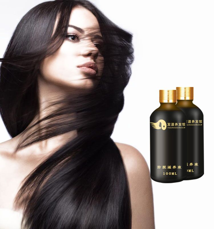Natural herbs hair growth solution hair nourishing liquid best restorer liquid for hair fall